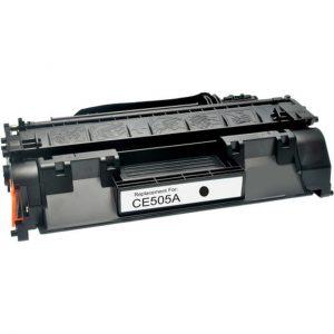 HP CE505A BLACK ΚΑΙΝΟΥΡΙΟ ΣΥΜΒΑΤΟ (2700 σελίδες)-0
