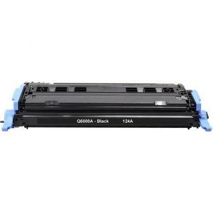 HP Q6000A 124A BLACK ΚΑΙΝΟΥΡΙΟ ΣΥΜΒΑΤΟ (2500 σελίδες) -0
