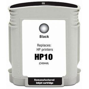 HP No 10XL C4844AE BLACK ΚΑΙΝΟΥΡΙΟ ΣΥΜΒΑΤΟ (69ml)-0