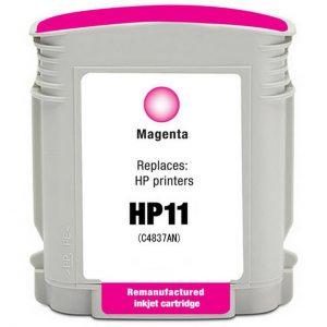 HP No 11XL C4837AE MAGENTA ΚΑΙΝΟΥΡΙΟ ΣΥΜΒΑΤΟ (28ml)-0