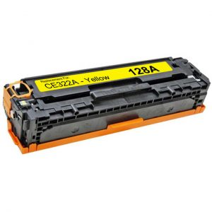 HP CE322A/CF212A 128A/131A YELLOW ΚΑΙΝΟΥΡΙΟ ΣΥΜΒΑΤΟ (1400 σελίδες) -0