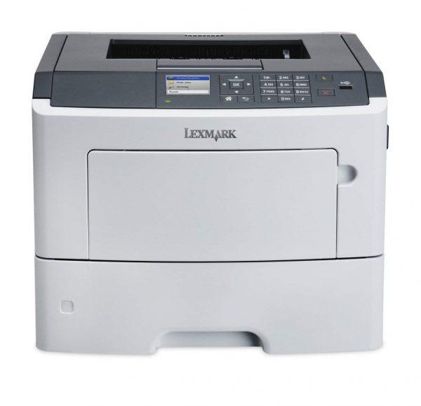 LEXMARK MS610DN ΜΟΝΟΧΡΩΜΟΣ ΕΚΤΥΠΩΤΗΣ (LASER) - REFURBISHED-0