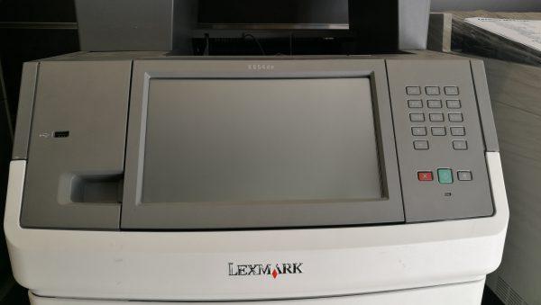 OPERATION DISPLAY PANEL (ΟΘΟΝΗ ΑΦΗΣ) LEXMARK 40X4503 X652/X654/X656 ORIGINAL-0