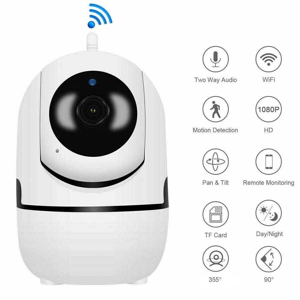 IP Camera Cloud YCC365 plus WiFi 1080p/2MP-4479